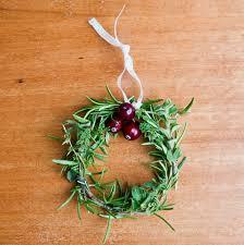 this adorable mini wreath