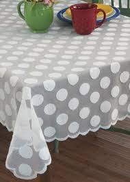 Oblong Table Cloth Decor U0026 Tips Sensational Dining Table Decoration Using Oval