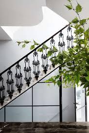 escalier peint 2 couleurs escalier moderne intérieur 34 idées de déco