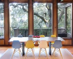 Molded Dining Chairs 27 Best Eames Dining Chairs Images On Pinterest Eames Dining