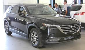 look what just rolled off the truck u2026 our first 2016 mazda cx 9