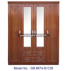 Bedroom Almirah Designs Stylish Design 4 Door Wardrobe Closet Cabinet Bedroom Almirah