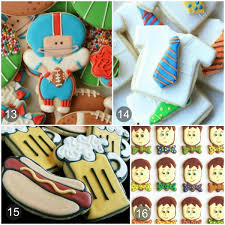 s day cookies fathers day cookies house cookies