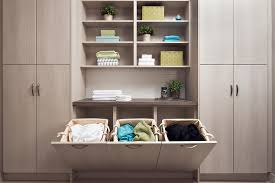 contemporary laundry room cabinets laundry room with melamine cabinets contemporary laundry room