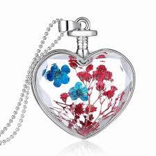 glass necklace pendants wholesale images Wholesale 2016 exotic floating locket necklace creative crystal jpg