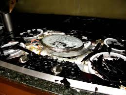 Ge Profile Glass Cooktop Replacement Ge Glass Cooktop Exploded Youtube