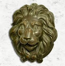 unique masks lion mask small bronze fountains unique