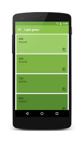Material Design Ideas Material Design Color Palettes Android Apps On Google Play