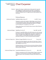 Sample Resume Objectives For Graphic Design by Carpenter Resume Examples Resume For Your Job Application
