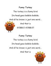 thanksgiving inspirational poems for teachers preschool