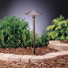 Kichler Outdoor Led Lighting by Kichler 15310azt6 One Light Path U0026 Spread 6 Pack Landscape