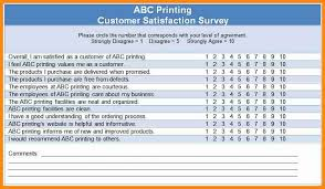 customer satisfaction report template 7 client questionnaire template model resumed