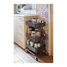 ikea raskog utility cart råskog utility cart ikea to use as extra storage in the kitchen
