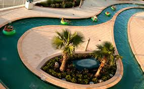 Lazy River Pools For Your Backyard by Turquoise Place Amenities