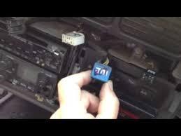 remove dash radio cd player toyota land cruiser 1994 80 ser youtube