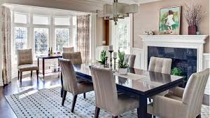 centerpieces for dining room table 15 ideas in designing dining rooms with bay window home design lover