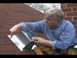 how to install bathroom vent fan roof flashing for bathroom fans youtube