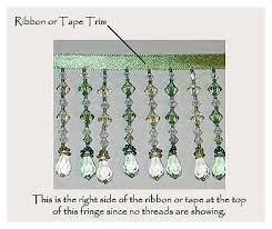 Beaded Fringe For Curtains Decoratingstudio Com Create A Beaded Fringe Shower Curtain