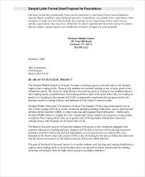 grant proposal writing from cover letter to budgetgrant proposal