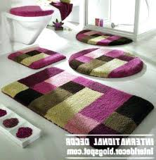 Bathroom Rug Sets Bed Bath And Beyond Bathroom Rug Sets Blatt Me