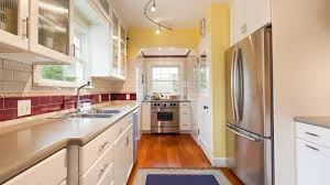 cabinet lighting galley kitchen what is a galley kitchen