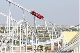 in abu dhabi roller coaster abu dhabi photos