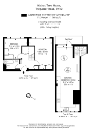 flat for sale in walnut tree house tregunter road sw10 featuring