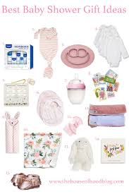 my favorite baby shower gift ideas the house of hood blog