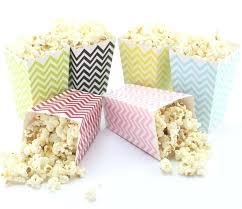 popcorn favor bags popcorn favor boxes wedding paper popcorn box wedding favor bags