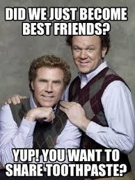 Did We Just Become Best Friends Meme - meme creator did we just become best friends yup you want to