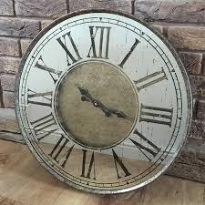 clocks metal wall clocks large large metal decorative clocks 36