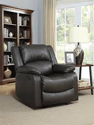 top 15 best leather recliner chairs 2018 reviews u2022 vbestreviews