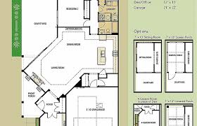 dimensioned floor plan party house plans floor pool modern apartment modular home barn