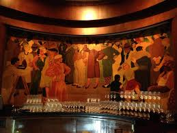 Roosevelt Hotel New Orleans Map by Paul Ninas Murals At Sazerac Bar Roosevelt Hotel New Orl U2026 Flickr
