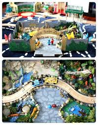 trains for train table diy zoo train set for wooden trains wooden train zoos and dioramas