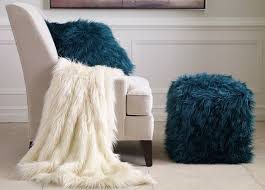 Pottery Barn Fur Blanket Faux Fur Throw Home Design By Fuller