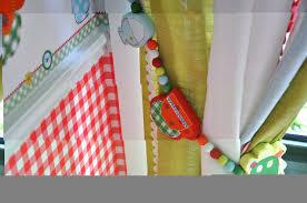 Gingham Nursery Curtains Mattie U0027s Gingerbread And Gingham Nursery Project Nursery
