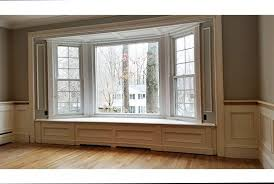 Wainscoting Around Windows Incredible Trim For Doors And Archways Sunrise Woodwork