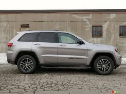 hunting jeep cherokee 2017 jeep grand cherokee trailhawk is geared for anything car