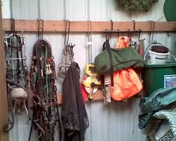 horse tack room decorating ideas storing tack room ideas