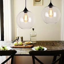 Light Fixture Ceiling Plate by Vintage Industrial Globe Glass Pendant Light Ceiling Lamp Shade