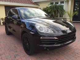 porsche suv black sold 2012 porsche cayenne s awd suv for sale by autohaus of