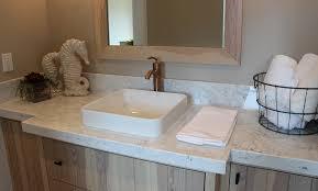 marble countertop for bathroom alternative quartz countertops that look like carrara marble