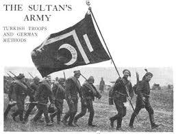 Ottoman Germany Turkish Troops German Methods Germany S Aim Was Clear To Keep