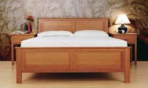 Bed Frame Designs Modern Japanese Bamboo Platform Bed Frame Design Bhouse Bamboo Bedroom Furniture Jpg