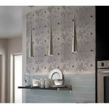 Penny Tile Kitchen Backsplash by Penny Tile Backsplash 11 Layered Stone Tile Backsplash Ideas