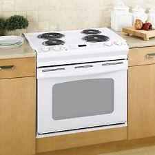 Ge Profile Ceramic Cooktop Replacement Ge Electric Cooktops Ebay