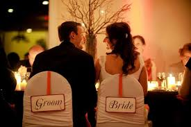 and groom chair covers diy and groom chair signs wedding chair covers diy