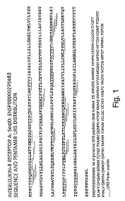 patent us20060035270 unique recognition sequences and methods of