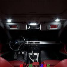 Mkv Gti Interior 11x White Led Interior Lights Bulb Smd Kit Package Vw Golf Gti Mk6